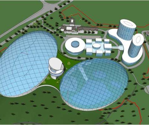 Hengrove Park Regeneration Master Plan<br>英国布里斯托尔公园重建整体规划