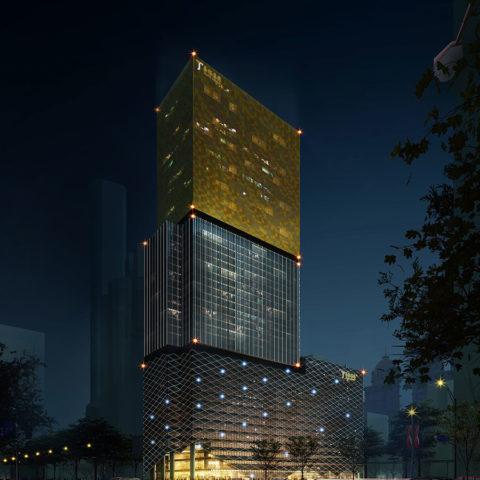 Jiayu F2 Tower<br>广州天河区嘉裕总部大厦